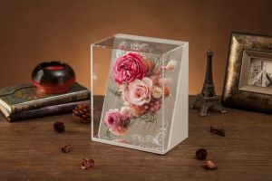 Ivenran Gift Box Preserved Fresh Flower for Creative Gift pictures & photos