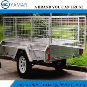 Box Trailer with Tilt Body (YM-64BTT) pictures & photos