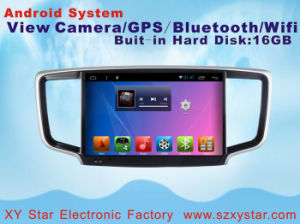 Android System Car DVD GPS Navigation for Honda Odyssey 10.1inch with Bluetooth/TV/WiFi/USB/MP4 pictures & photos