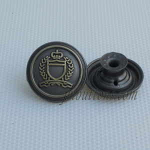 Different Types Vintage Brass Jeans Denim Button pictures & photos