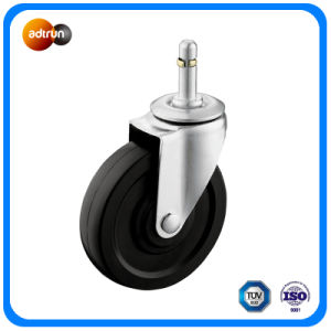 Light Duty Rubber Caster Wheels pictures & photos