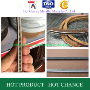 Felt Seal Strip Weather Strip with Fin pictures & photos