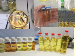 99% Muscle Growth Trenbolone Enanthate CAS 472-61-546 Yellow Powder pictures & photos