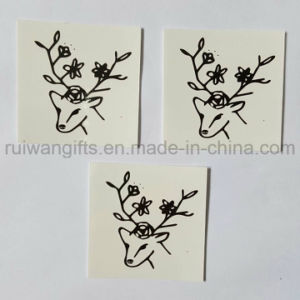 Kids Beautiful Eco-Friendly Cartoon Sticker Tattoo pictures & photos