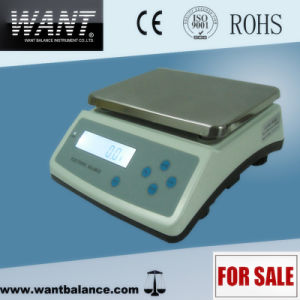 Electronic Digital Industry Platform Scale with LCD Interface pictures & photos