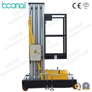 9m Single Mast Aerial Work Platform with Ce and ISO Certificates pictures & photos