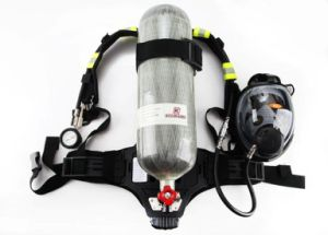 Emergency Fire Fighting 6.8L Cylinder Self Contained Breathing Apparatus pictures & photos