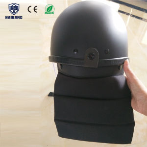 PC and ABS Shell Anti Riot Helmet pictures & photos