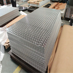 Aluminium Checkered Plate 5 Bar pictures & photos