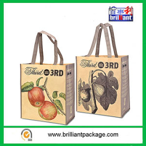Shopping Bag, Made of Woven PP Material, Strong and Durable, with Softback pictures & photos