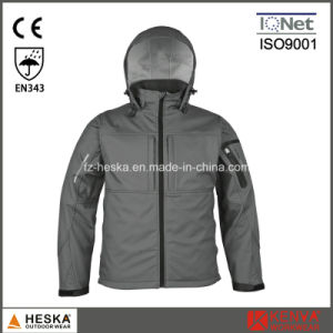 High Quality Outdoor Waterproof Softshell Jacket pictures & photos