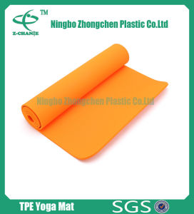 Recycled TPE Yoga Mat Non Slip TPE Yoga Mat pictures & photos