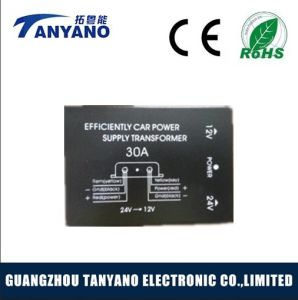 24V to 12V 30A Electrical Transformer Power Supply Converter pictures & photos