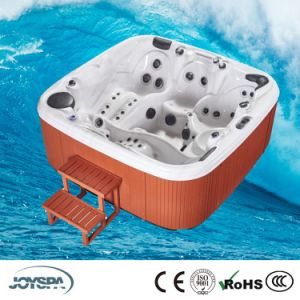 2017 New Arrival Hot Sale Massage Jets Hot Tub SPA For5 Person pictures & photos
