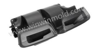Automotive Air Inlet Outlet Auto Parts Plastic Mould pictures & photos