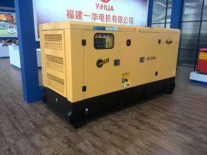 2017 New Design Diesel Generator Set with Cummins Engine 72.5kVA pictures & photos