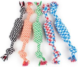Durable Dog Rope Toys Chews pictures & photos