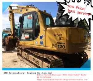Used Komatsu PC120-6 Excavator Original Japan Made pictures & photos