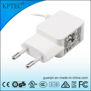 AC Adapter with Ce GS Certificate Level 6 Efficiency 12V 0.4A pictures & photos