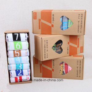 7 Pairs Per Set 7 Days Socks Weekly Socks for Men and Women pictures & photos