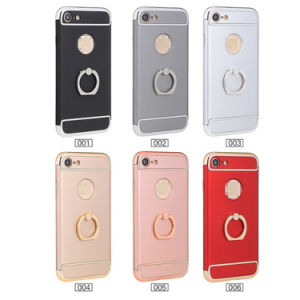 3 in 1 Electroplating PC Case for iPhone 6s pictures & photos