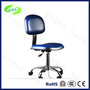 ESD Lab Leather Chair Antistatic Office Chair Cleanroom Chair pictures & photos