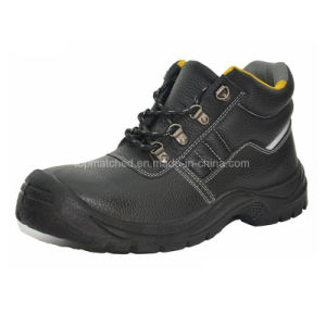 New Style Middle Cut Construction Safety Shoes pictures & photos