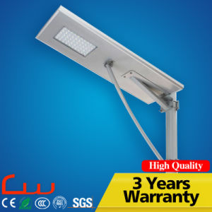 Competitive Price Integrated All in One LED Solar Street Light pictures & photos
