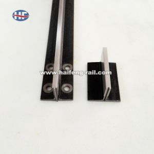 T75-3/B Popular Elevator Guide Rail for Elevator Machine pictures & photos