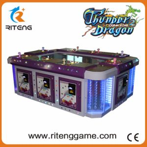 Deluxe 8 Seats Fish Game Machine Fish Hunter Game pictures & photos