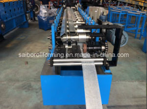 Double Row Keel Steel Roll Forming Machine (Double Row) pictures & photos