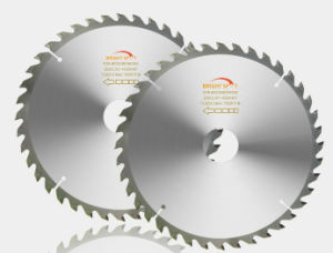 Thin Kerf Wood Cutting Tct Saw Blade pictures & photos