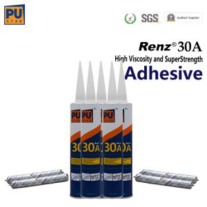 Auto Glass High Viscosity Urethane Adhesive - Primerless pictures & photos