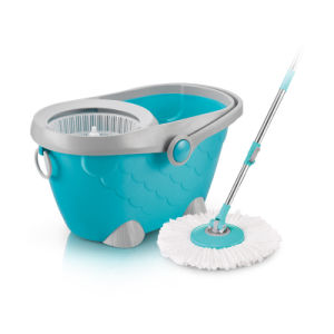 Hot Selling 360 Spin Mop with Fish Bucket pictures & photos