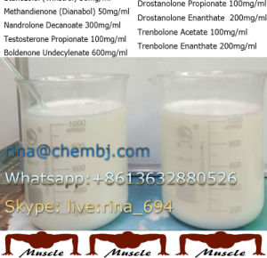 Injectable Anabolic Hormones Androgen Stenozolol Winstrol/Winny Muscle Builder pictures & photos
