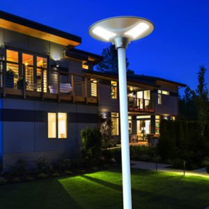 Low Price LED Solar Garden Pathway Light Ce FCC RoHS Approval pictures & photos