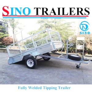 Australian Chequer Plate Trailer pictures & photos