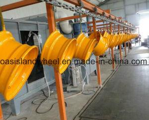 Skid Steer Industrial Wheel Rim (16.5X9.75) pictures & photos