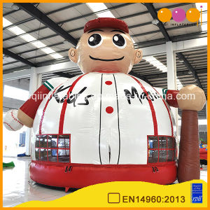 Hot Sale Bouncer Model Baseball Games Inflatable Toy (AQ03161) pictures & photos