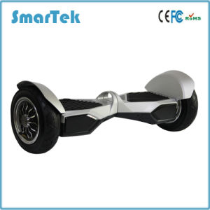 Smartek 8 Inch Two Wheels Drift Self Balancing E-Scooter Patinete Electrico with Bluetooth Speaker S-012 pictures & photos