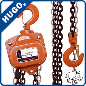 Chinese Supplier Hsz-CD Manual Chain Hoist Chain Block Made in China pictures & photos