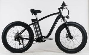 350W 500W Fat Tire Electric Bike pictures & photos