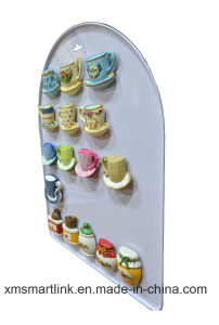 Polyresin Souvenir Tea Cups Fridge Magnet Crafts pictures & photos
