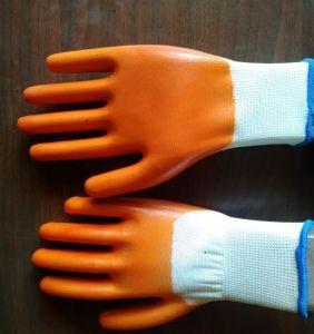 Good Quality of 10/13G Work Gloves/Safety Gloves pictures & photos