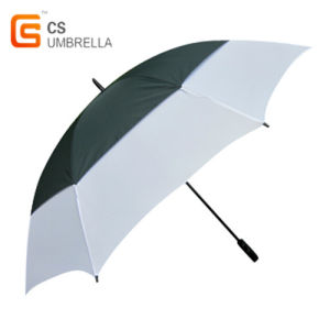 Double Layer Golf Umbrella with Mesh Insert Jhdg0002