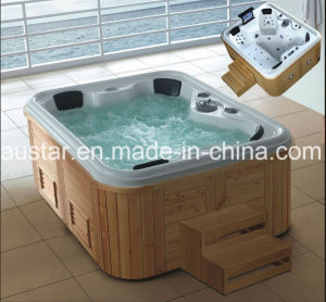 2100mm Free Standing Outdoor SPA for 4 Persons (AT-9006) pictures & photos