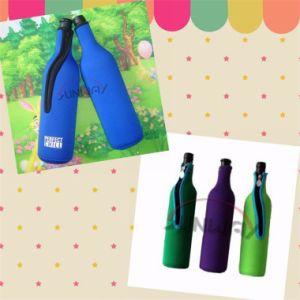 Custom Insulated Neoprene Wine Bottle Cooler, Beer Bottle Holder (BC0065) pictures & photos
