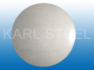 201 410 Ba Finish Stainless Steel Circle pictures & photos
