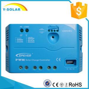 20A 12V/24V USB 5V/1.2A Solar/Controller Driver with LED Ls2024EU pictures & photos
