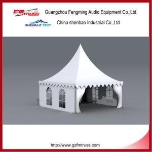 Wind Resistant Transparent Multi Flex Pagoda Tent for Sale pictures & photos